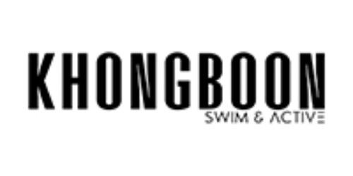 Khongboon Swimwear coupons