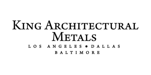 King Architectural Metals coupons