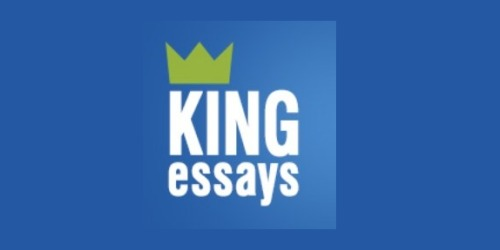 King essays coupons