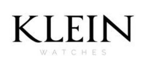 Klein Watches coupon