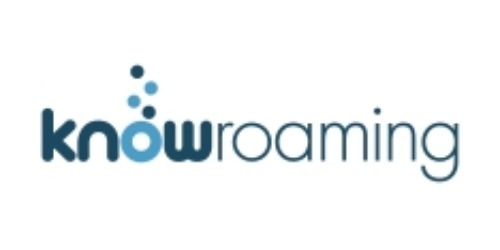 KnowRoaming coupons