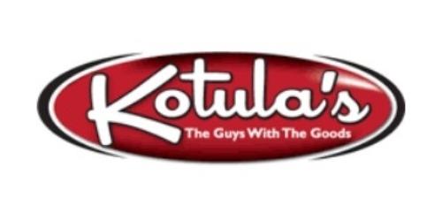 Kotula's coupons