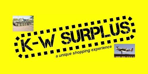 K-W Surplus coupons