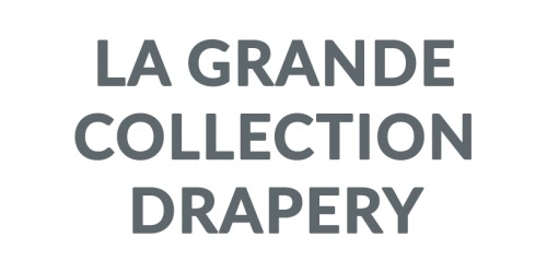 LA GRANDE COLLECTION DRAPERY COLLECTION coupons