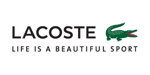 Lacoste coupon