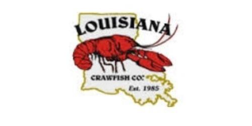 Lacrawfish coupon
