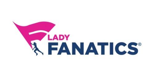 Lady Fanatics coupon