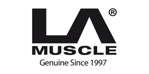 LA Muscle coupons