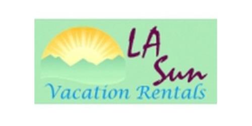 LA Sun Vacation Rentals coupons