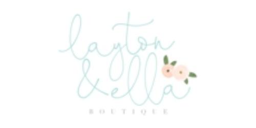 Layton & Ella coupons