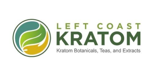 Left Coast Kratom coupon