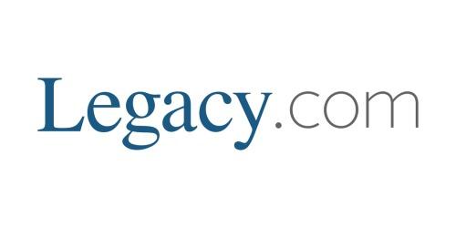 Legacy.com coupons