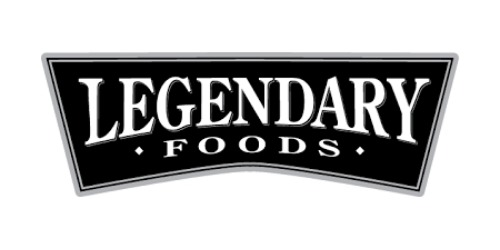 Legendary Foods coupon