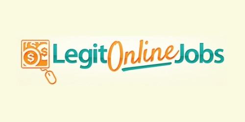 Legit Online Jobs coupons
