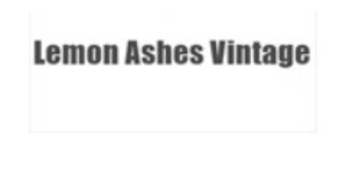 Lemon Ashes Vintage coupons