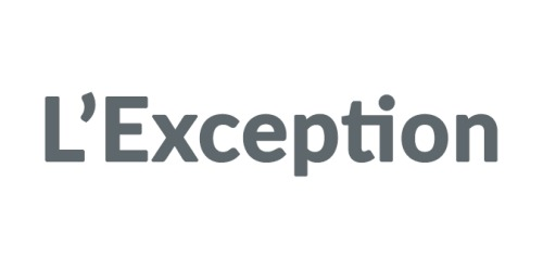L'Exception coupons