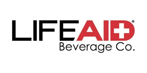 LifeAid Beverage Co coupons