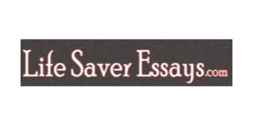 Life Saver Essays coupons