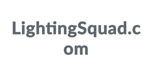 Lightingsquad Promo Code Score 15 Off On All Purchases At
