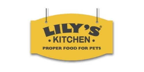 Lily's Kitchen coupon