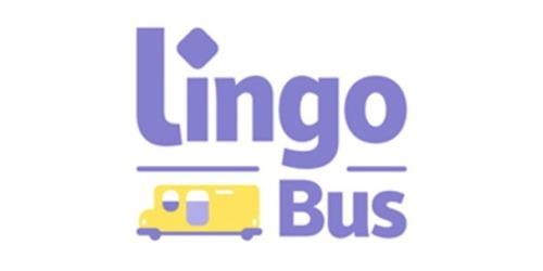 Lingo Bus coupons