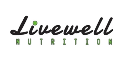 Livewell Nutrition coupons