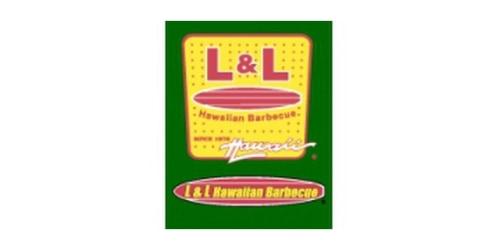 L&L Hawaiian Barbecue coupons