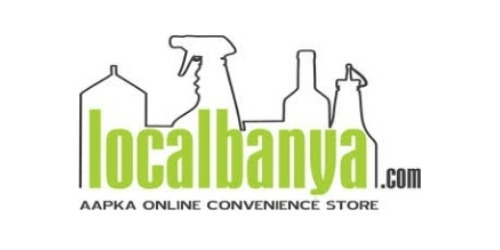 LocalBanya coupons