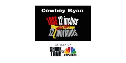 Cowboy Ryan's LOSE 12 inches coupons