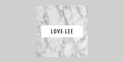 Love Lee Uk coupons