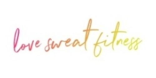 Love Sweat Fitness coupon