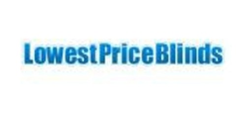 Lowest Price Blinds coupons