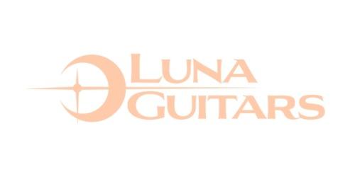 Luna Guitars coupons