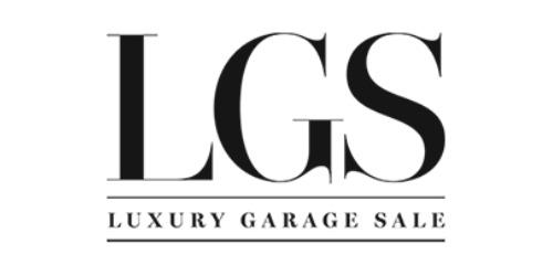 Luxury Garage Sale coupon