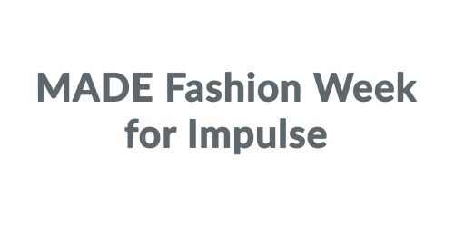 MADE Fashion Week for Impulse coupons