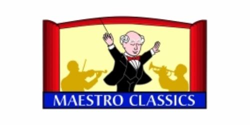 Maestro Classics coupon