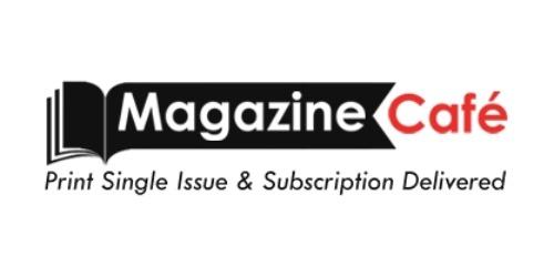 Magazine Cafe coupon