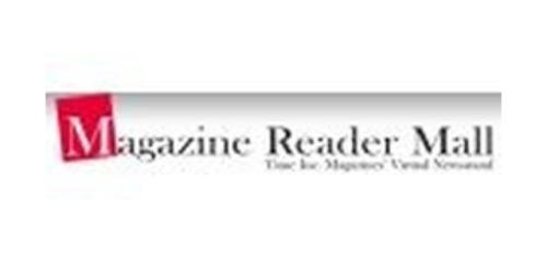Magazine Reader Mall coupons