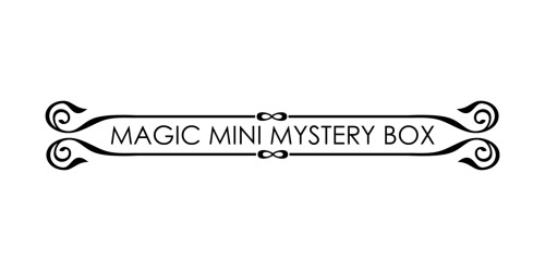 Magic Mini Mystery Box coupons