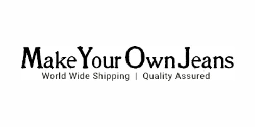 46e5d18f 50% Off Make Your Own Jeans Promo Code (+6 Top Offers) May 19