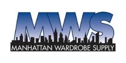 Manhattan Wardrobe Supply coupons