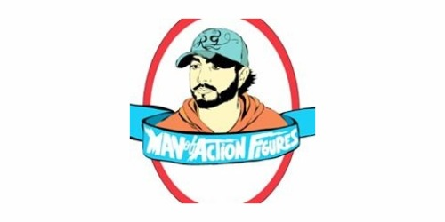 Man of Action Figures coupon