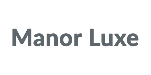 Manor Luxe coupons