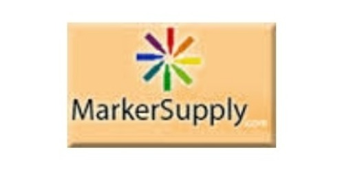 Marker Supply coupons