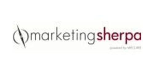 MarketingSherpa.com coupons
