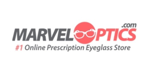 Marvel Optics coupons
