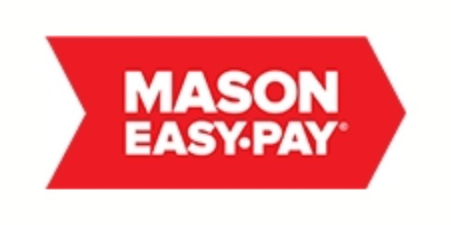 Mason Easy-Pay coupons