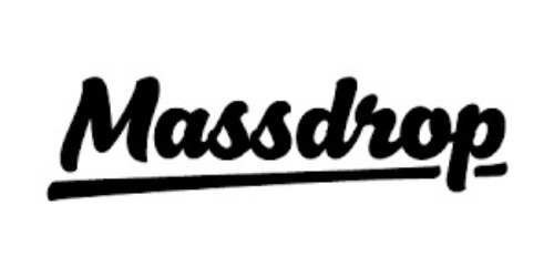Massdrop coupons
