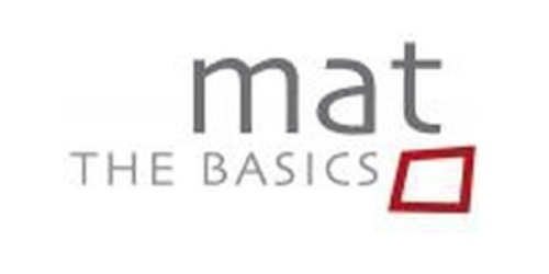 Mat The Basics coupons