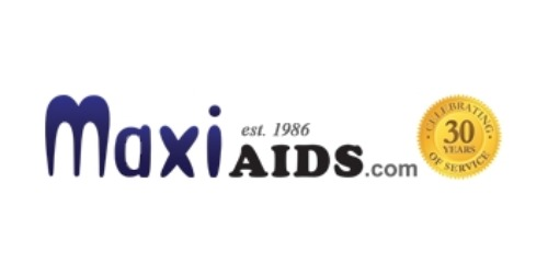 MaxiAids coupons
